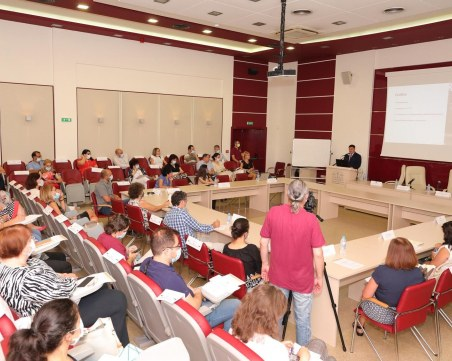 МУ-Пловдив - домакин на семинар в областта на научните изследвания и иновациите в ЕС