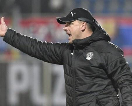 Треньорът на Словачко: При гола направихме поредица от глупости