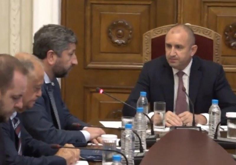 Христо Иванов: Можем да участваме в кабинет и като коалиционен партньор, но и в по-странична роля