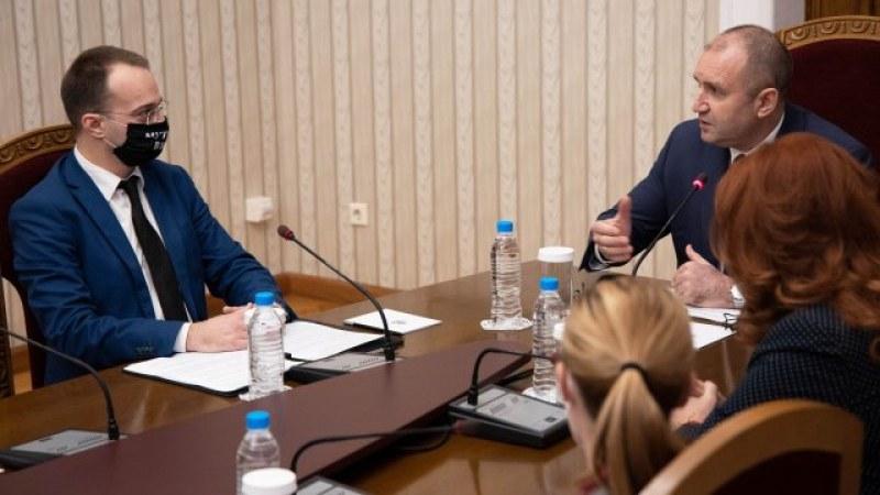 Президентът започва консултации с партиите от днес, от ИТН търсят подкрепа