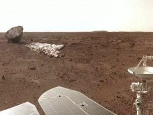 Mарсоходът