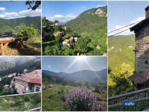 На 60 км от Пловдив: Родопско село пленява с пейзажи, тракийски могили и вкусни качамаци