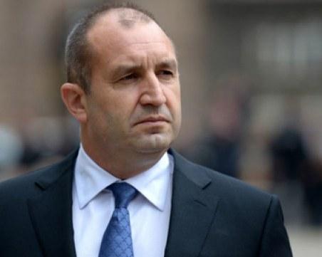 Президентът Радев: Ще връча мандат, когато партиите гарантират, че са постигнали резултат