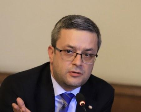 Тома Биков: Няма да предложим кабинет, правителството на ИТН ще работи ден за ден