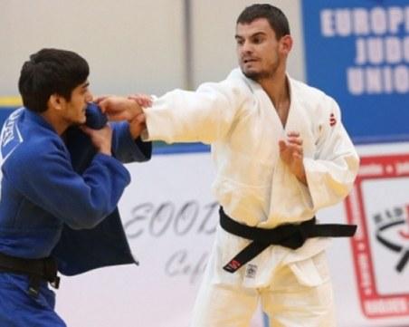 Янислав Герчев отпадна на осминафиналите в Олимпиадата в Токио