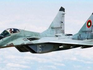 Черната кутия на падналия МиГ-29 още не е изпратена в Русия
