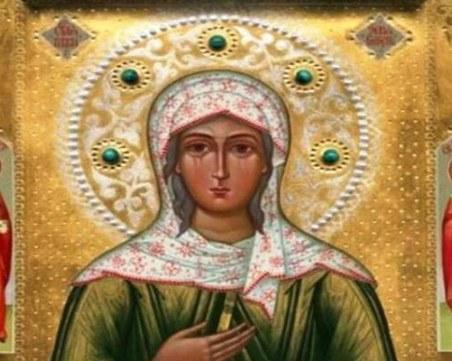 Православната църква почита Св. Параскева