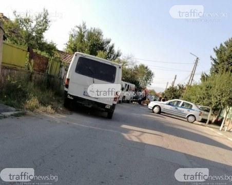 Кола помете дете в Ръжево Конаре