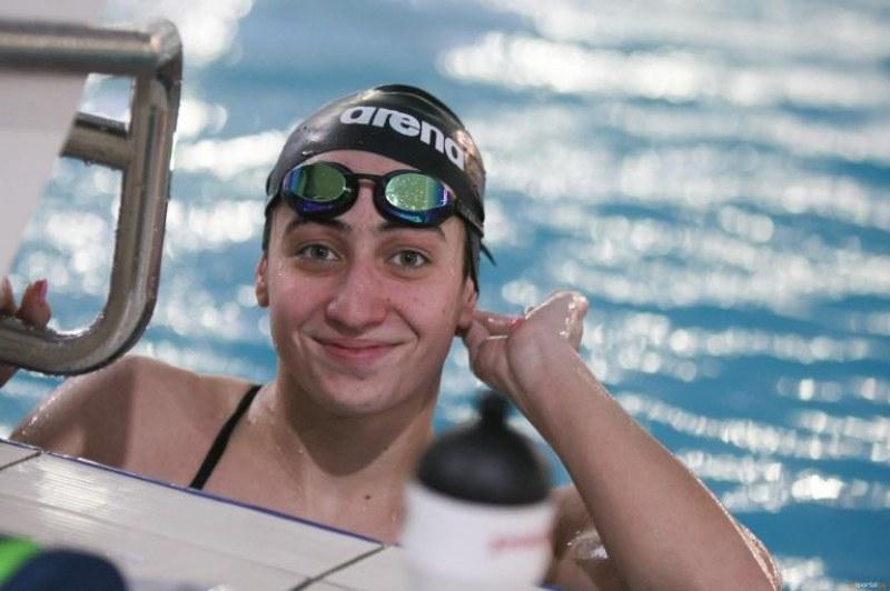 Диана Петкова и Калоян Левтеров отпаднаха в сериите в плуването