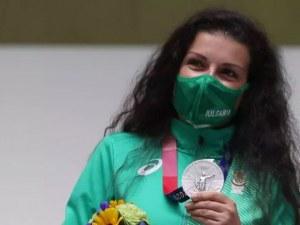 България с първи медал на Олимпиадата в Токио! Антоанета Костадинова грабна среброто