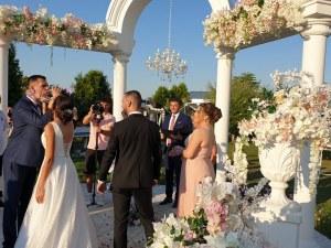 """Най-младият кмет в община """"Родопи"""" вдигна сватба"""
