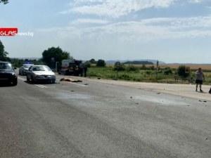 След катастрофа със загинал моторист: Син търси справедливост за баща си