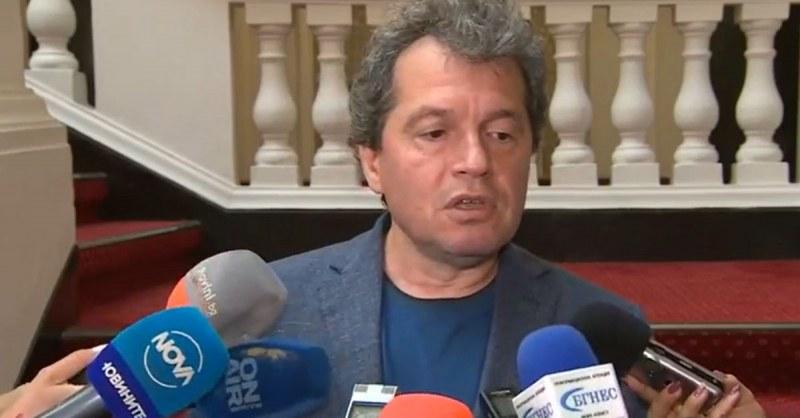 Тошко Йорданов: Сами ще решим състава на правителството, няма да взимаме съвети