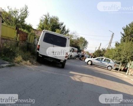 69-годишна шофьорка е задържана след смъртта на 5-годишно дете в Пловдивско