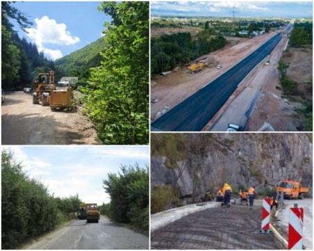 АПИ все още не е отменила заповедта за спирането на ремонтите в Пловдивска област