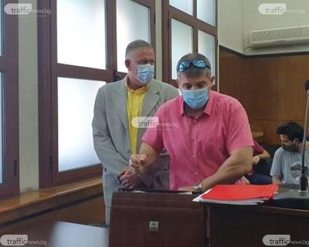 Веществени доказателства спънаха финала на делото за убийството на Жоро Плъха