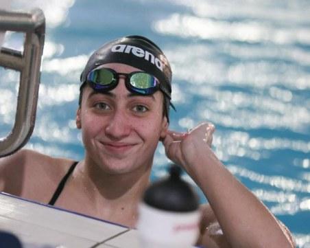 Диана Петкова приключи участието си на олимпиадата в Токио