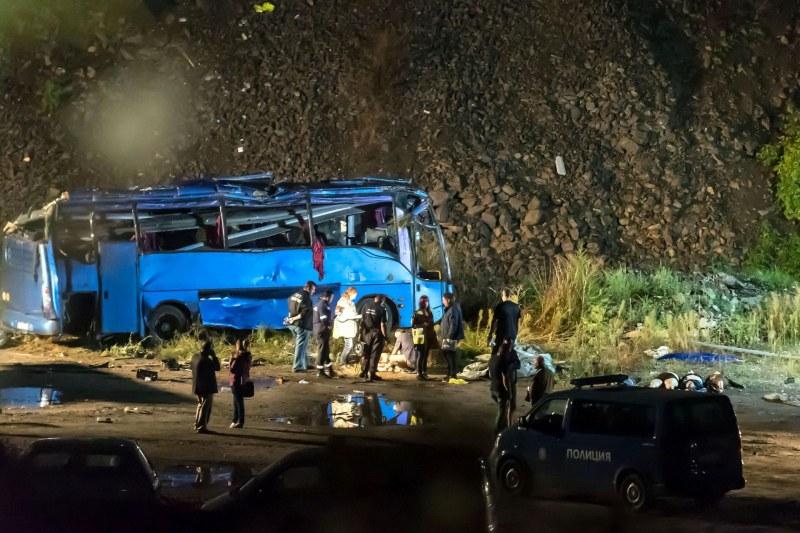 3 години след катастрофата край Своге: Прекратиха разследването срещу ексшефове на АПИ