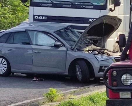 Две жени загинаха в тежка катастрофа в Русе
