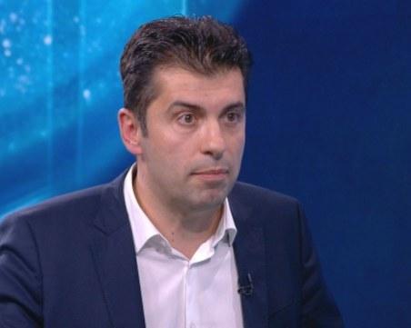 Кирил Петков: Никой не ми е предлагал министерски пост