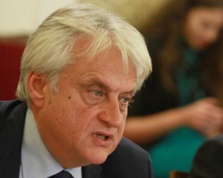 Рашков изпратил сигнал срещу Гешев до зам.-главния прокурор
