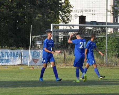 Спартак Пловдив ще изиграе още 4 контроли до началото на първенството