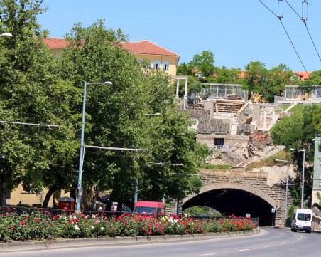 Затварят частично пловдивски булевард заради спектакъл на Античния театър