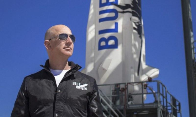 Безос дава 2 млрд. долара на НАСА в замяна на договор за мисия до Луната