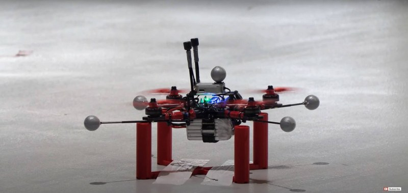 Изкуствен интелект победи човек в състезание с дронове