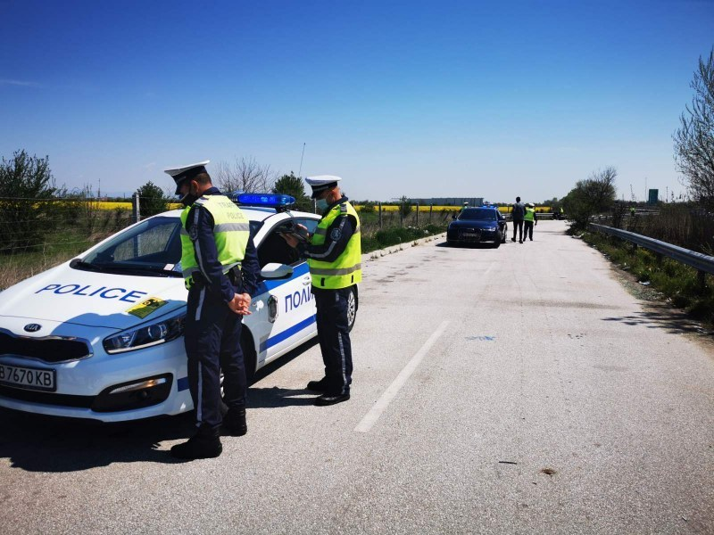 Полицията започва нова акция на пътя