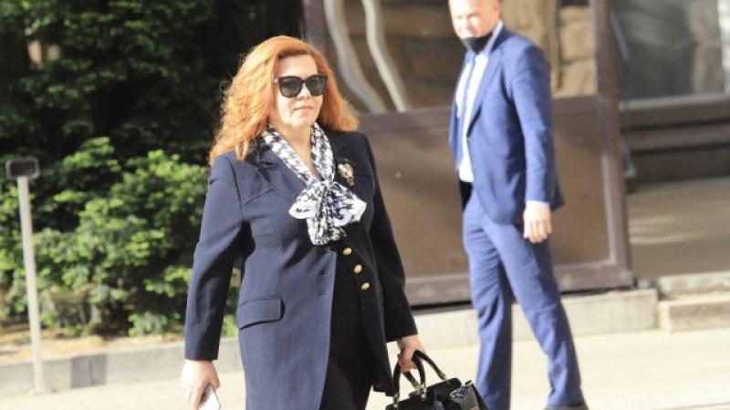Президентът назначи с указ Соня Момчилова за член на СЕМ