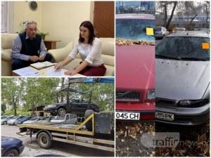 Безхаберие или обикновена некомпетентност лишава Пловдив от стотици свободни паркоместа?