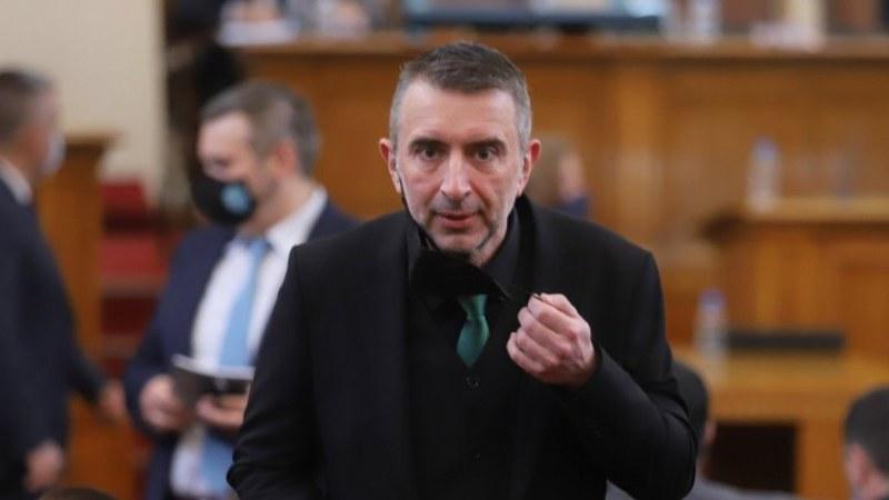 Ивайло Вълчев: Името на премиера ще стане ясно, когато бъде връчен мандатът на ИТН