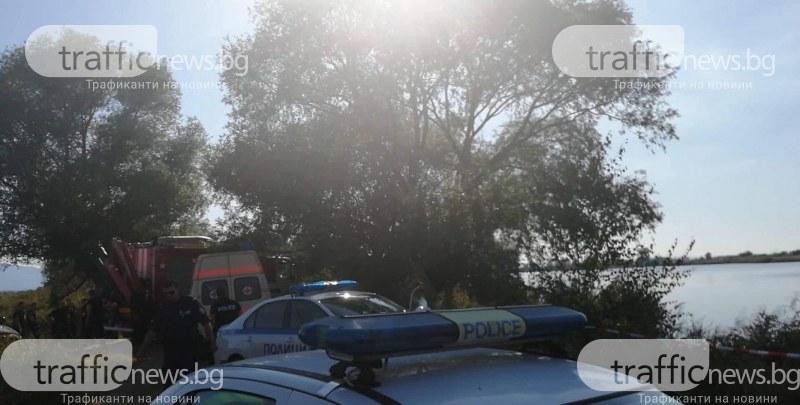 Млад мъж се удави в язовир Голям Беглик, пловдивски пожарникари търсят тялото му
