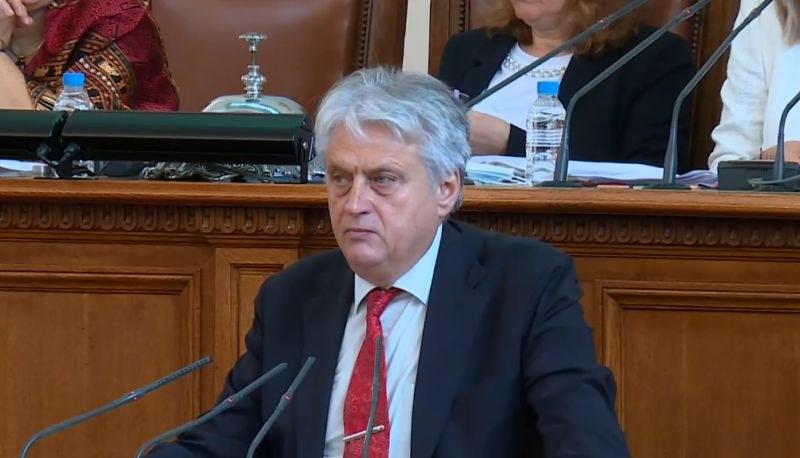 Рашков: Още днес ще покажем доказателства за незаконно използване на СРС-та