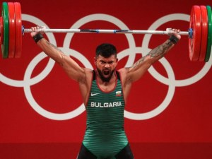 Божидар Андреев се размина на косъм от медалите в Токио