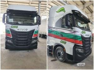 Пловдивска компания с нова екоинвестиция! Плати 6 млн. лева за камиони, които не замърсяват въздуха