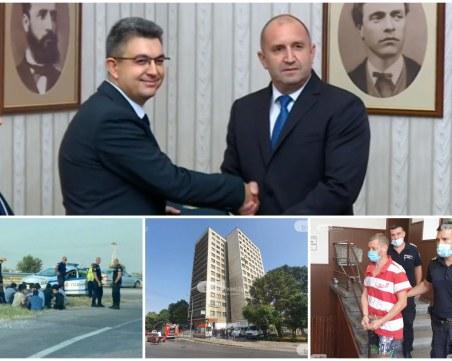 ОБЗОР: ИТН прие мандата и предложи Пламен Николов за премиер, пожар горя в хотел
