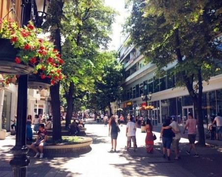 Пловдив премина психологическата граница от 40°