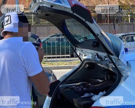 Условна присъда за рекордьора, седнал с близо 5 промила зад волана в Пловдив