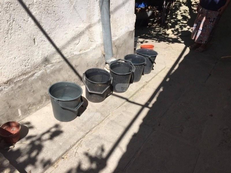 Аварии и ремонти оставиха без вода стотици в Пловдив