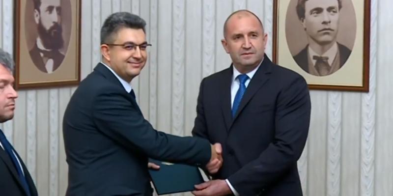 Депутатът Пламен Николов е кандидатът за премиер на ИТН