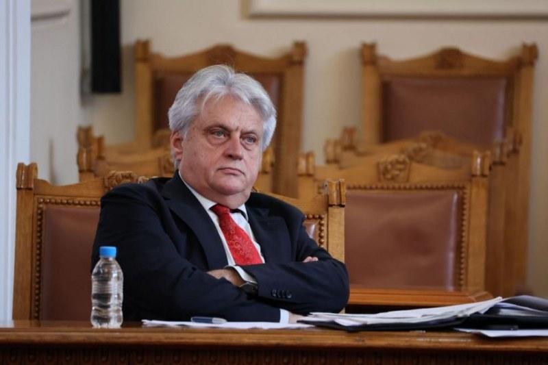 Рашков: Има повече мигранти заради разхлабването на COVID мерките