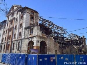 "Укрепват знаковия склад на ""Одрин"" 8! Ако собствениците откажат – Община Пловдив се заема"