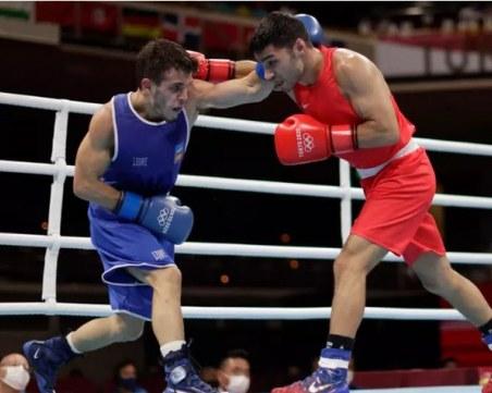 Даниел Асенов след загубата: Бях по-свежия боксьор, но съдиите прецениха друго