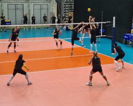 Волейболистките с втора победа над Румъния в контрола