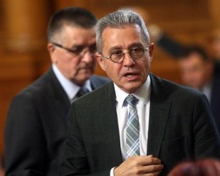Йордан Цонев: Ще пледирам ДПС да не носи отговорност за този политически буламач