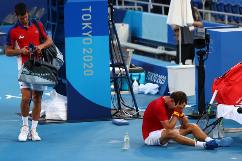 Джокович се размина с олимпийски медал