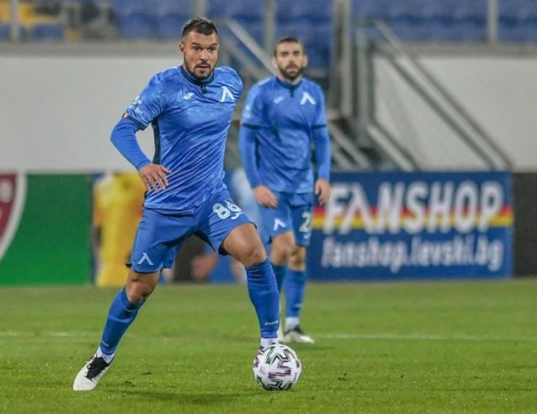 Левски загуби във Враца, Боби Цонев изпуска дузпа