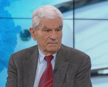 Акад. Богдан Петрунов: Догодина очаквам да има т-клетъчна ваксина